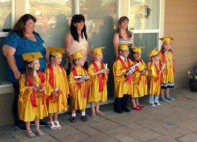 Bear's Preschool Graduation 6-13-2014 1