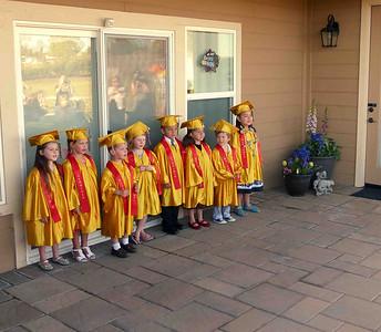 Bear's Preschool Graduation 6-13-2014 2