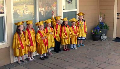 Bear's Preschool Graduation 6-13-2014 3
