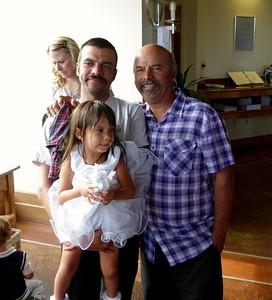 Nate, Catori, Grandpa Eric