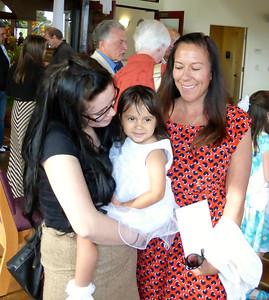 Lily, Catori, Maren