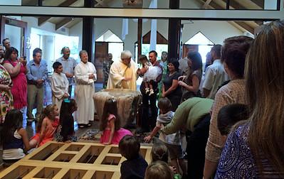 Catori's Baptism