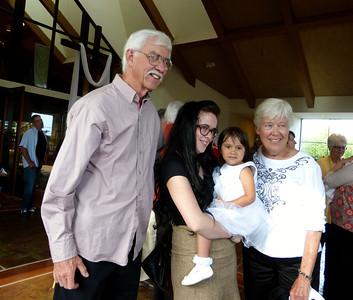 Grampy Bob, Lily, Catori, G G