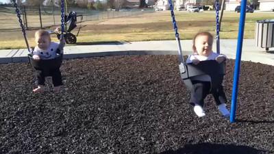 Swinging 1-20-2014