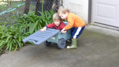 Garden Cart, a new toy