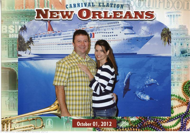 Elation Cruise  2012
