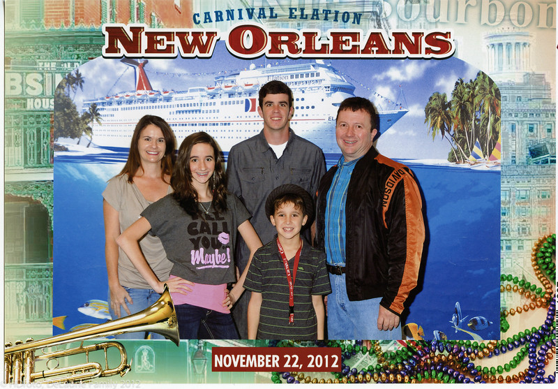 Elation Cruise Nov. 2012