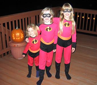 Halloween Party - 2005