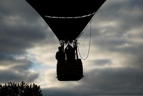 Hot Air Balloons - Lisle - 2009