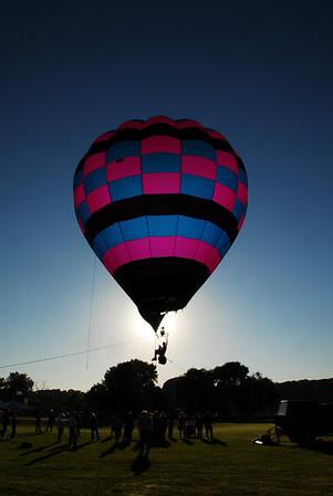 Hot Air Balloons - Lisle - 2010