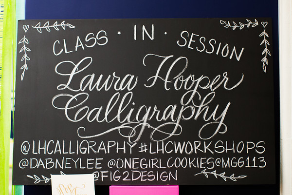 Laura Hooper Workshop