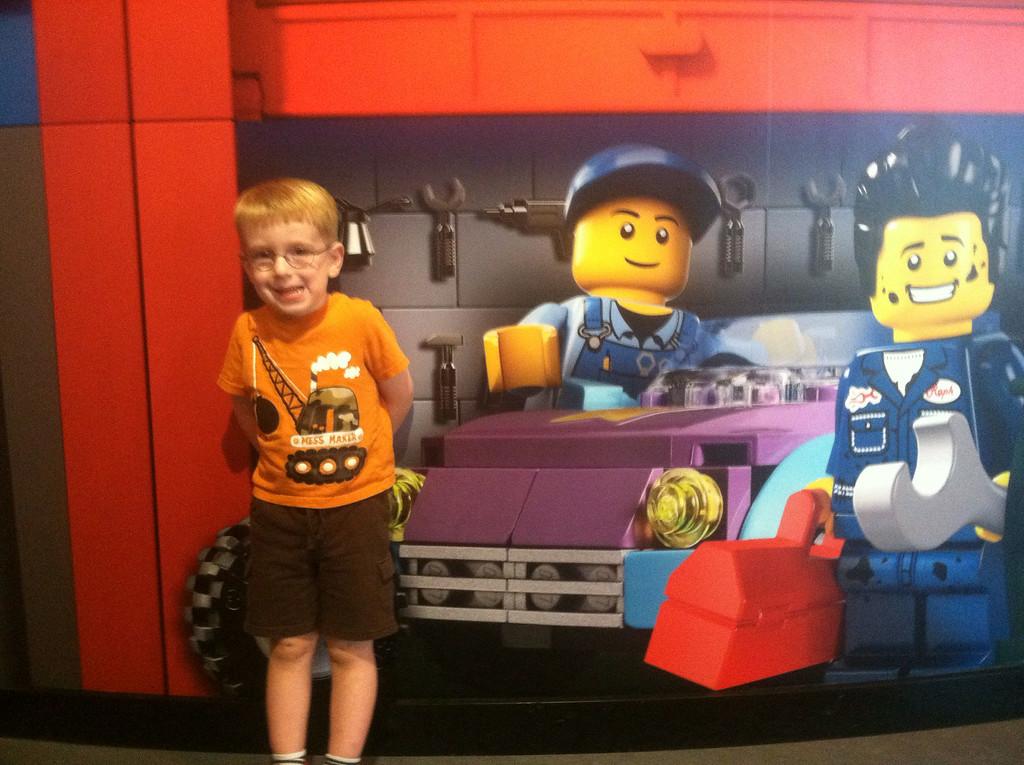 Legoland Boston