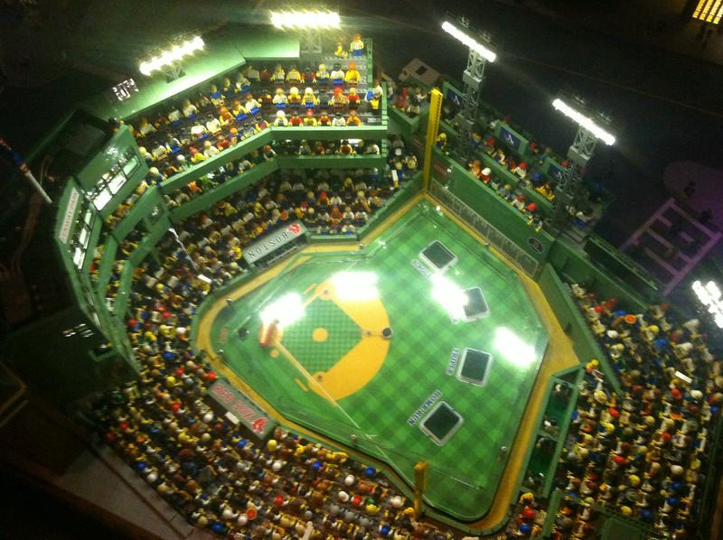 Fenway Park, Legoland Boston