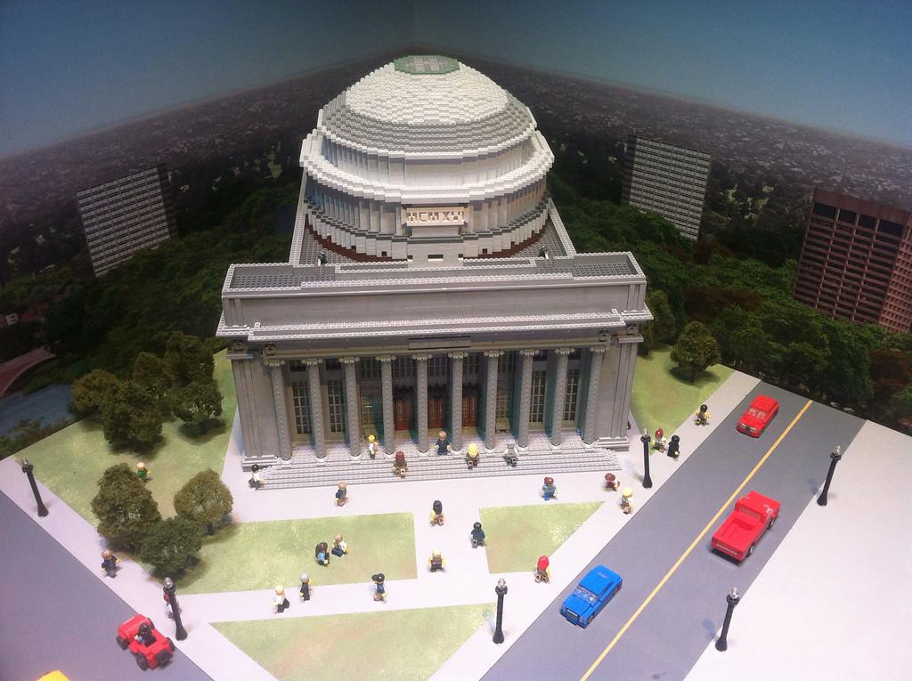 MIT, Legoland Boston