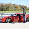 Matt Hoch gets a chance to drive a Ferrari - October 23, 2016