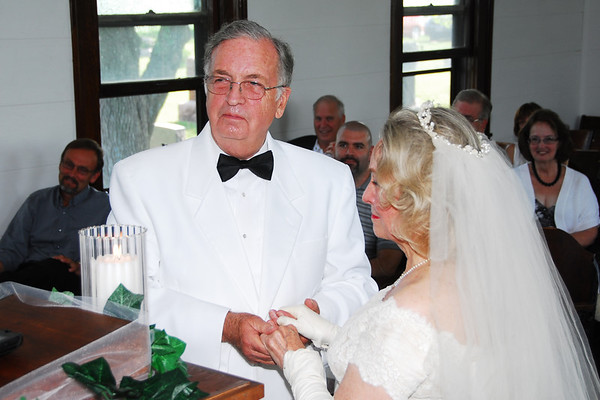 Richard and Nancy Hoch 50th Anniversary