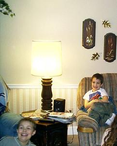 2002-03-18 - Tim & Carrolyn Visit