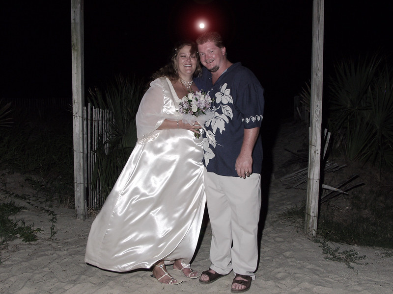 Ricky's Wedding at Tybee Island