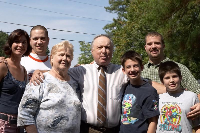 Dad's Party 2003 7