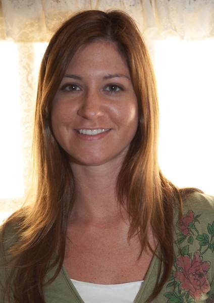 Rachel Menard at Rachel's Going-away Party in October 2006.