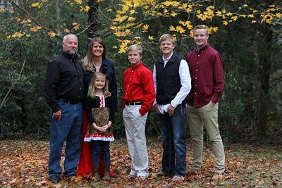 Family Fall Pics 2017