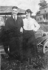Vincent Thomas Finan (1888-1980) and Anna Carey (1896-1957).    Vincent's parents:  James Finan, 1843-1907; and Ann MacGregor, 1858-1901  Anna's parents: James Carey, Jane Carlos Carey