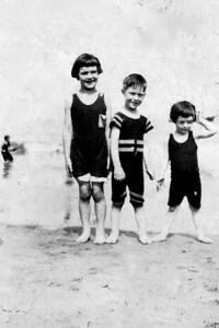 Jane, Vincent, Pat, ~mid-1920s.