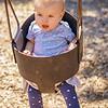 Elena at 8 months