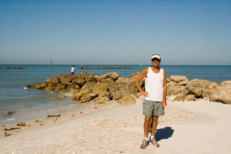 John on  Marco Island Beach