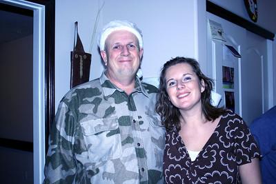 Dad & Lorinda Dec 2009