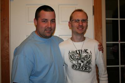 Steve & Patrick Feb 1, 2009