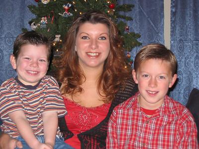 Trevor, Claudia, & Tyler