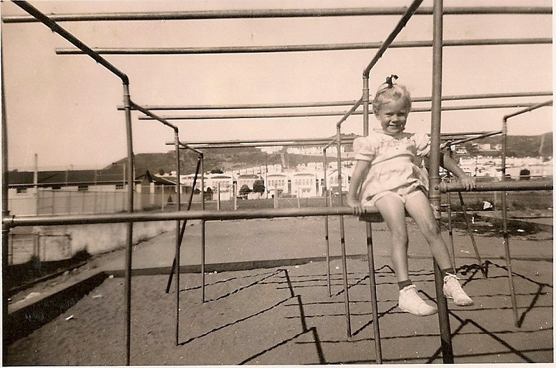 donna-lincoln high 1944