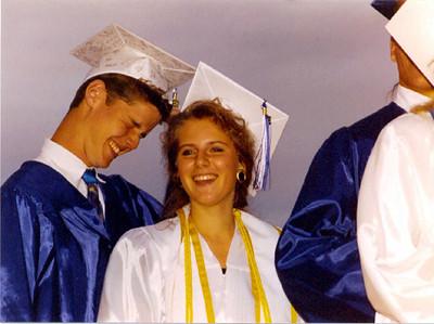 Tom & Lorinda June 1992