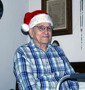 Grandpa Semanko Dec 2009