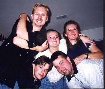 Pat, Melissa, Lorinda, Chris & Steve