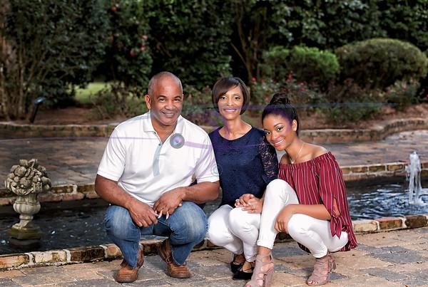Thompson Family 2016