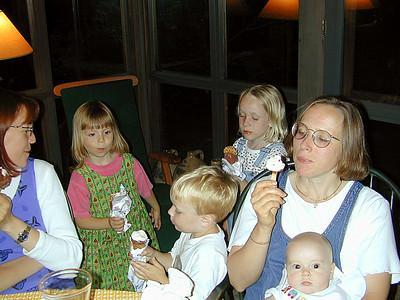 Family Gathering - June 17 - 26, 2000