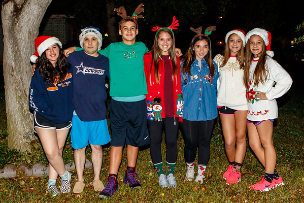 Family Gathering at Josie's - Dec 7, 2014