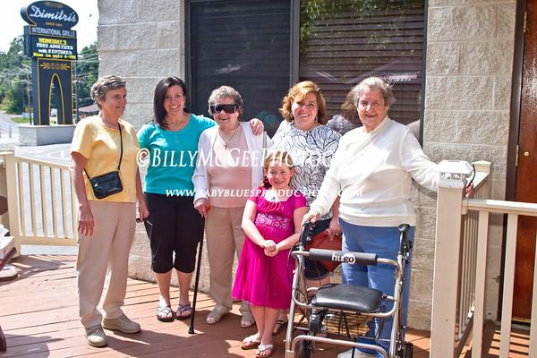 Birthday Luncheon - 15 Jun 2011
