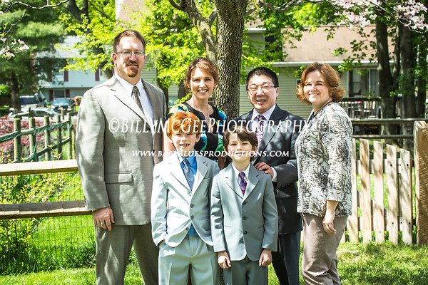 Matthew's 1st Communion - 04 May 2013