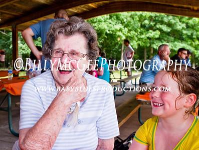McDonnell Family Picnic - 18 Jun 11