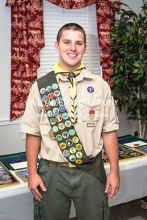 Eagle Scout Ceremony - 26 May 2013