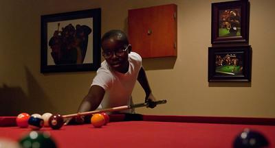 Pool master...NOT!