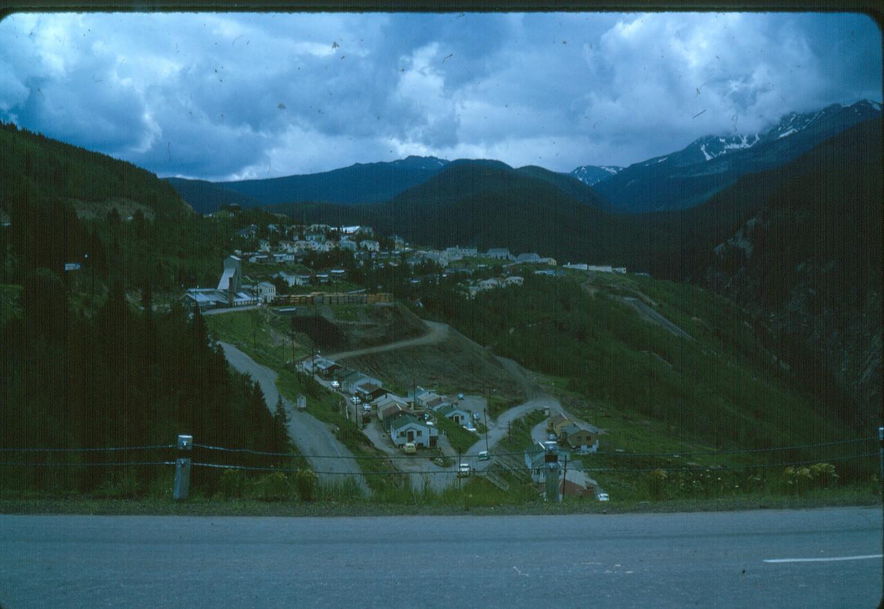 Gilman, CO.