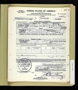 1948 nat Bruce Sutherland LA CA