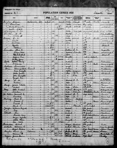 1935 florida census- nakomis rigby smith family