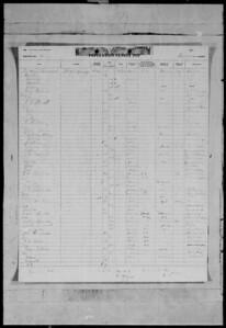 1935 florida census- high springs smith mcall family