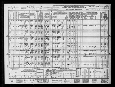 1940 census Peter Toole family Bronx NY