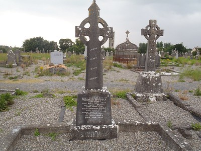 Ballinrobe Cemetery plot 50 Toole family